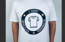T shirt impression